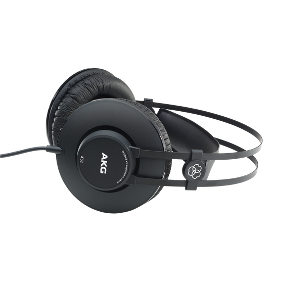 K52 - Black - Closed-back headphones - Detailshot 2