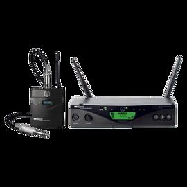 WMS470 Instrumental Set - Black - Professional wireless microphone system - Hero