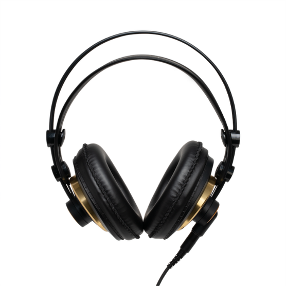 K240 STUDIO - Black - Professional studio headphones - Detailshot 1