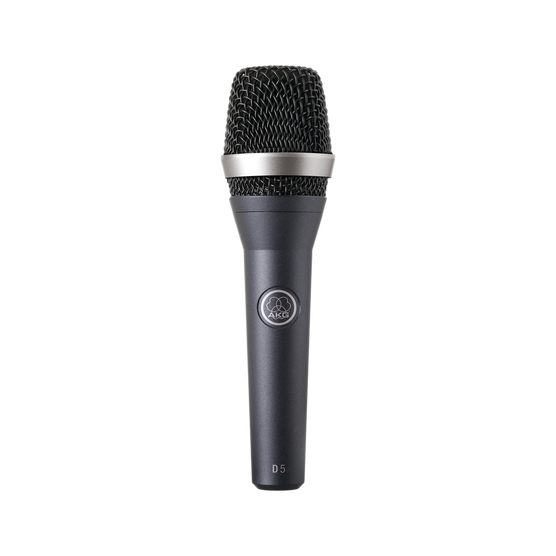 D5 - Dark Blue - Professional dynamic supercardioid vocal microphone - Hero