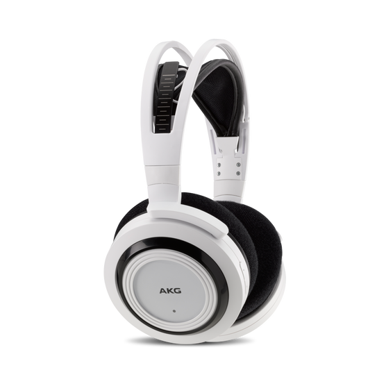 K 935 - White - High performance digital wireless stereo headphone optimized for movies, games and music - Detailshot 3