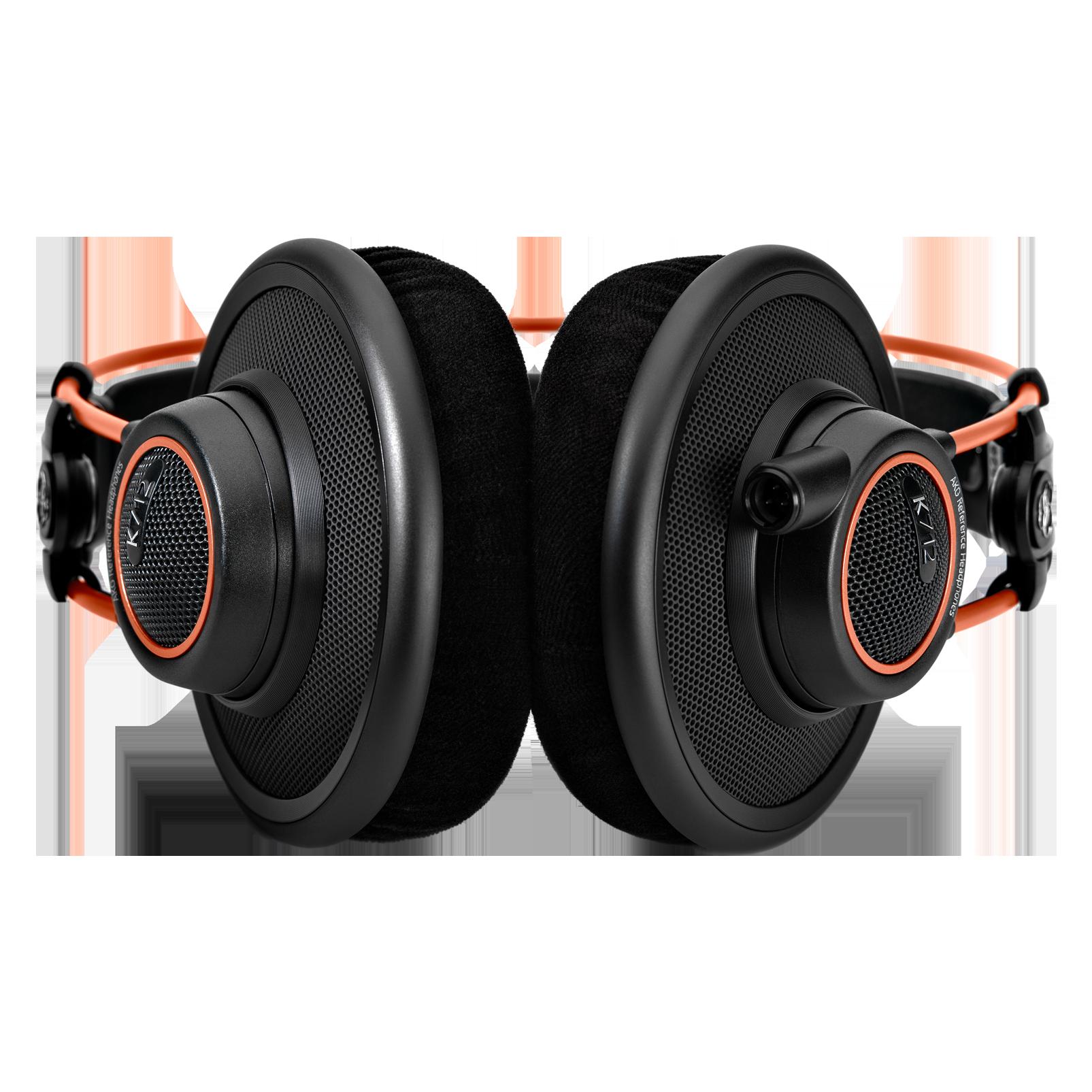 K712 PRO - Black - Reference studio headphones  - Detailshot 1