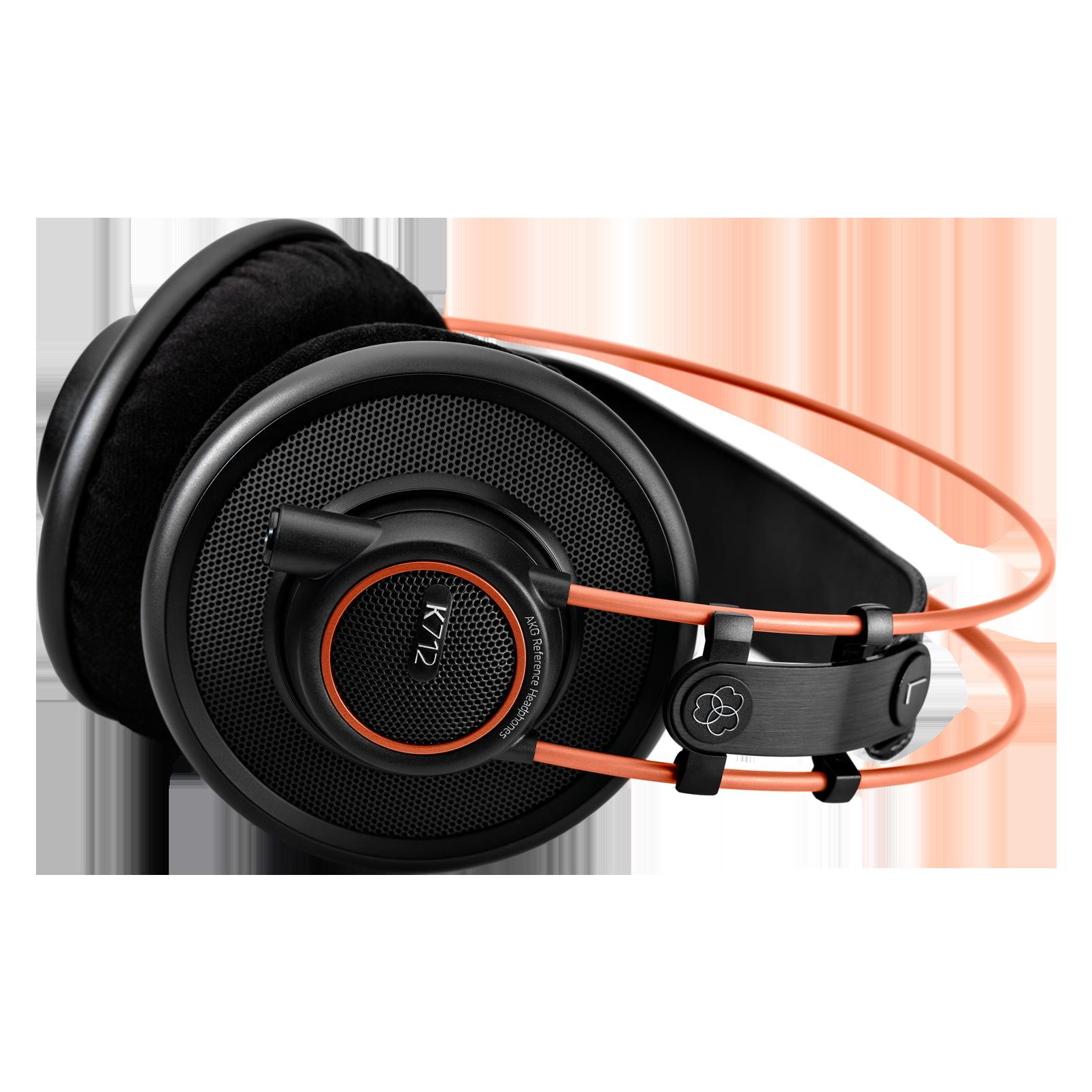 K712 PRO - Black - Reference studio headphones  - Detailshot 3